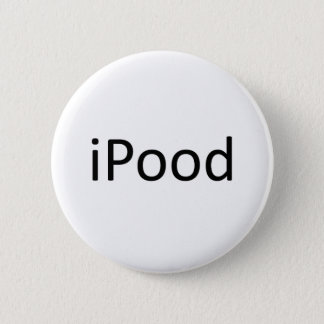 iPood 5.7cm 丸型バッジ