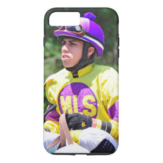 Irad Ortiz Jr. iPhone 8 Plus/7 Plusケース
