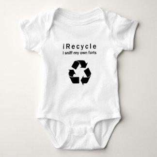 iRecycle ベビーボディスーツ