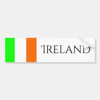 Ireland bumper sticker バンパーステッカー