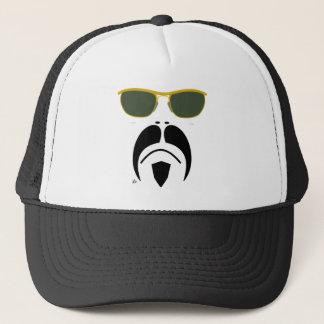 iRideの口ひげの容易なライダーIIのサングラスの帽子 キャップ