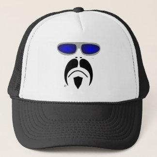 iRideの口ひげのFerris Buellerのサングラスの帽子 キャップ