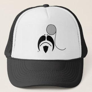 iRideの口ひげのMonocleの帽子 キャップ