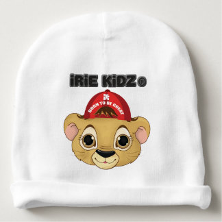 IRIE KIDZ 「レオライオンの子」のベビーの帽子 ベビービーニー