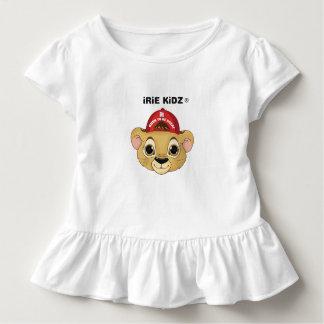 IRIE KIDZ® 「レオライオンの子」のToddlerTワイシャツ トドラーTシャツ