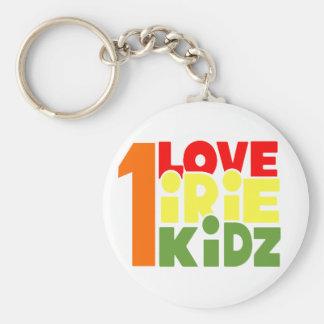 IRIE KIDZ - 「1愛Irie Kidz」のキーホルダー キーホルダー