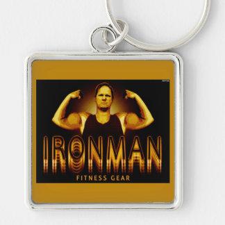 Ironmanのフィットネスのギア キーホルダー