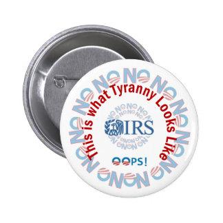 IRSのスキャンダル2013年 5.7CM 丸型バッジ