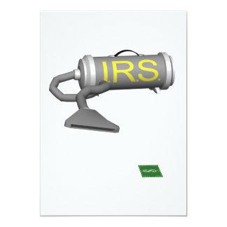 IRSの真空 カード