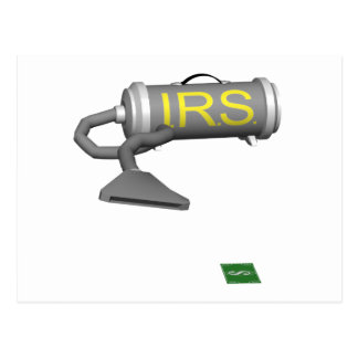IRSの真空 ポストカード