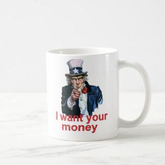 IRSの米国市民マグ コーヒーマグカップ