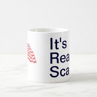 IRS恐い コーヒーマグカップ