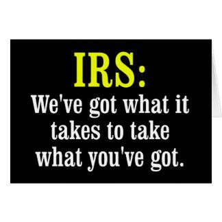 IRS カード