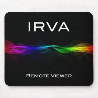 IRVAの遠隔観覧 マウスパッド