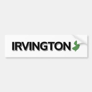 Irvington.png バンパーステッカー