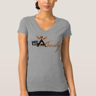 Isaの体 Tシャツ