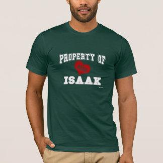 Isaakの特性 Tシャツ