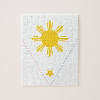Isangのフィリピン- Tatlong Bituinの旗 ジグソーパズル