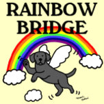 Labrador Angels (Sympathy & Rainbow Bridge)