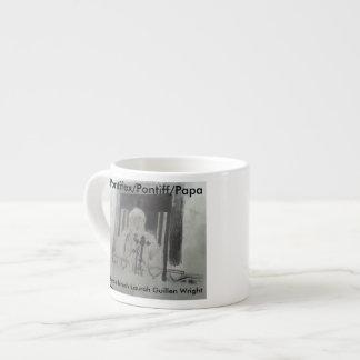 Ishah Laurah Guillenライト著Espresso Mug法皇 エスプレッソカップ