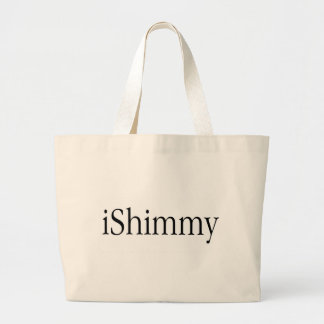 iShimmyジャンボダンスのバッグ ラージトートバッグ