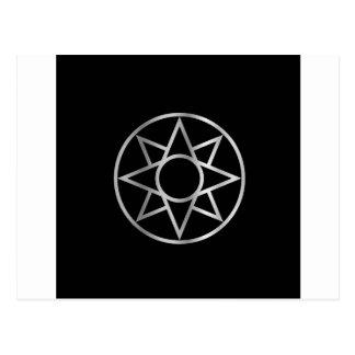 Ishtarの星メソポタミア ポストカード