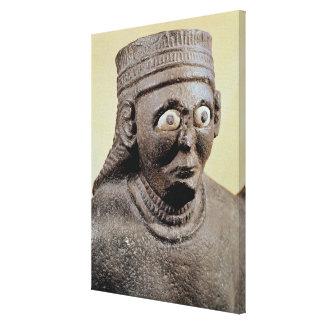 Ishtarの王のHadad妻女王 キャンバスプリント