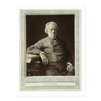 IsidoreジャスティンSeverinテイラー(1789-1879年)、f男爵 ポストカード