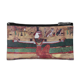 ISISの女神の魔法の古代エジプトBagettesのバッグ コスメティックバッグ