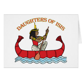 Isisの娘 カード