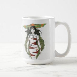 Isisの尼僧15のozのマグ コーヒーマグカップ