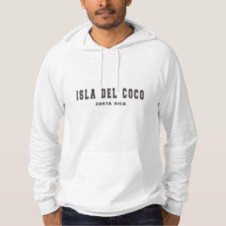 Isla del Cocoコスタリカ パーカ