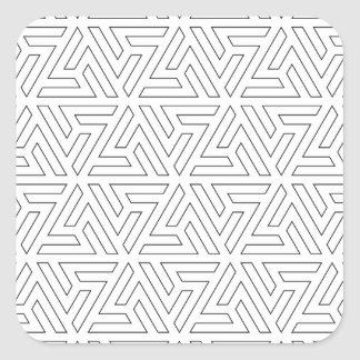 islamic-pattern スクエアシール