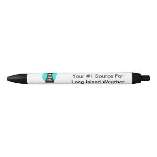Islandwide天候のペン 黒ボールペン