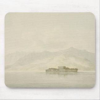 Isola Madre、Lago Maggiore、c.1781 (w/cグラフに マウスパッド