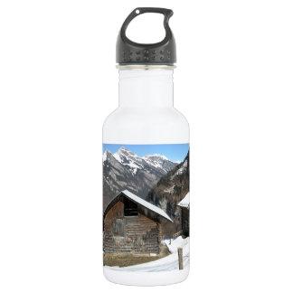 IsolfluhおよびJungfrauの範囲 ウォーターボトル