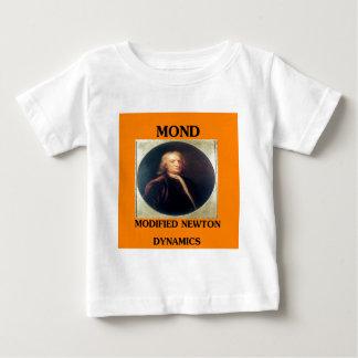 issacのニュートン: 変更されたニュートン原動力 ベビーTシャツ