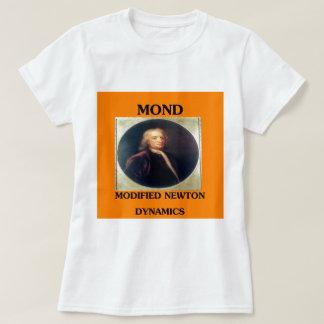 issacのニュートン: 変更されたニュートン原動力 tシャツ