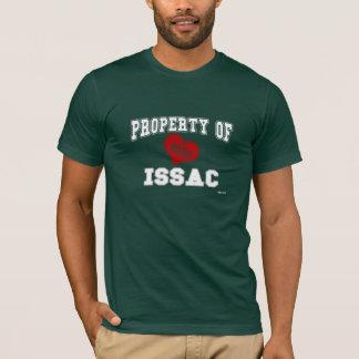Issacの特性 Tシャツ