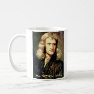 Issacニュートンのマグ コーヒーマグカップ