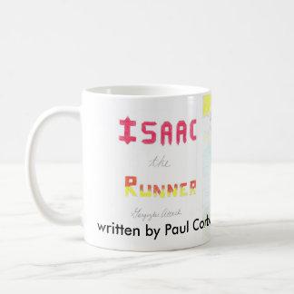 Issacランナー3のコーヒー・マグ コーヒーマグカップ