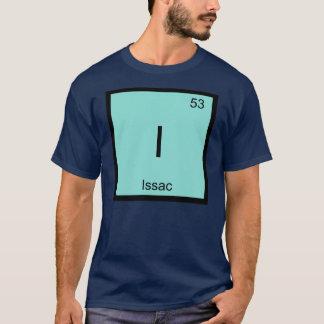 Issac一流化学要素の周期表 Tシャツ