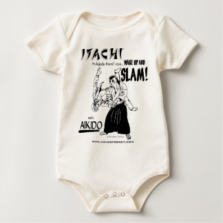 ItachiのSLAMのベビーのTシャツ ベビーボディスーツ