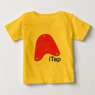 iTapのリズムのマスター ベビーTシャツ