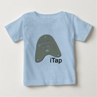 iTap/リズムのマスター ベビーTシャツ