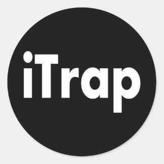 iTrap ラウンドシール