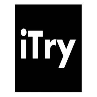 iTry ポストカード