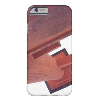 Itsukushimaの神社の箱のiPhone6ケース Barely There iPhone 6 ケース