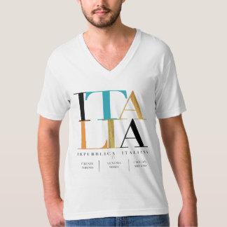 IVイタリアIV Tシャツ
