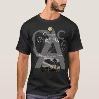 IVカラブリアイタリア Tシャツ